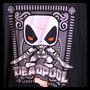 Marvel Shirts - Marvel/Funko Deadpool T-Shirt, 3XL